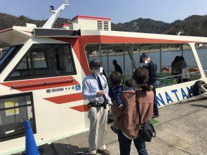 浦富海岸島巡り遊覧船 幼児