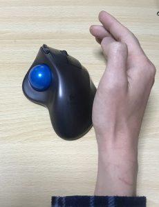 トラックボールマウス