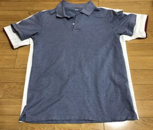ポロシャツ 裾上げ 丈詰め