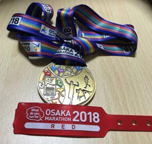 大阪マラソン、サブ4