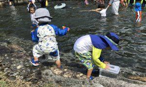 白ゆり幼稚園、親子キャンプ