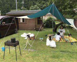 キャンプ,初心者,幼児